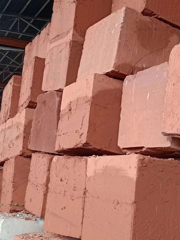 紅砂石生產基地