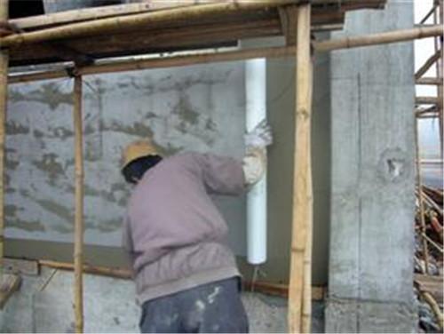 陕西保温砂浆施工案例