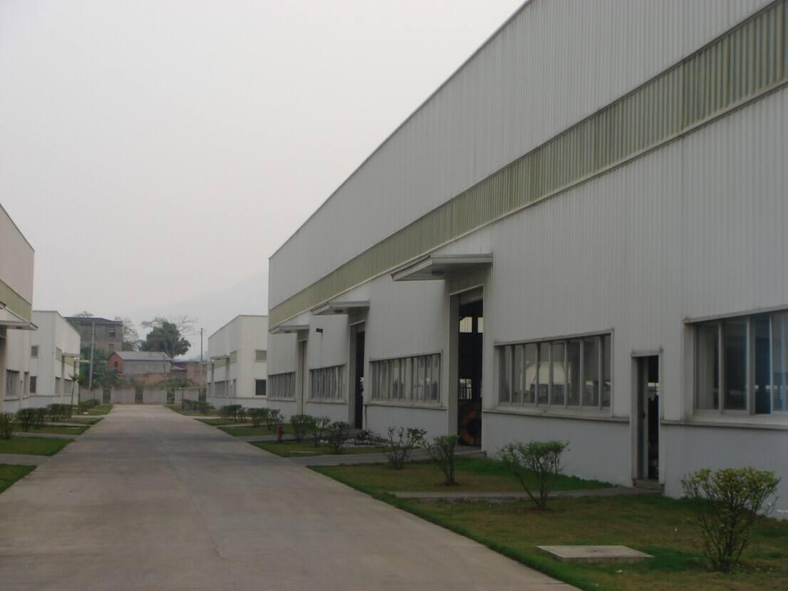 毅邦源生产厂区