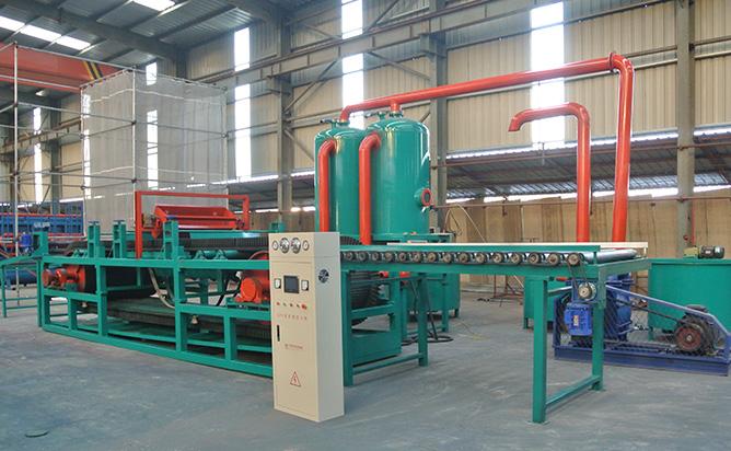 XPS挤塑板生产设备