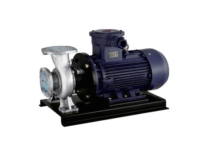 西安不锈钢水泵安装案例