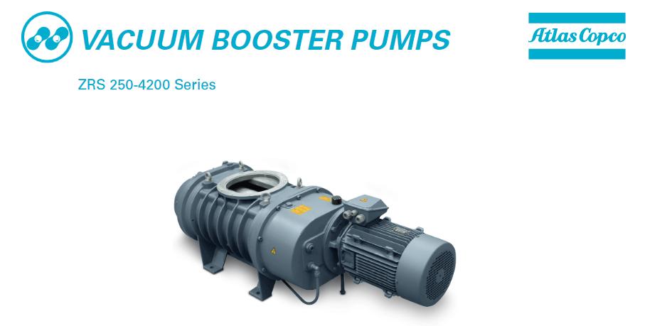 GXS干式螺杆真空泵