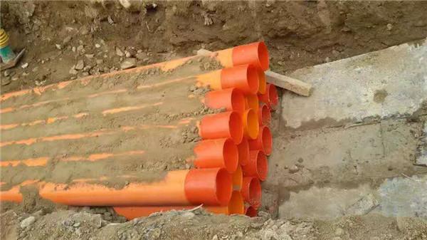 电力管系列