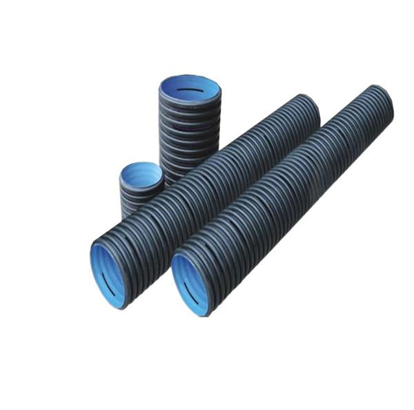 你了解HDPE双臂波纹管有什么特点?