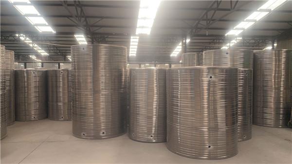 专业定制不锈钢保温水箱