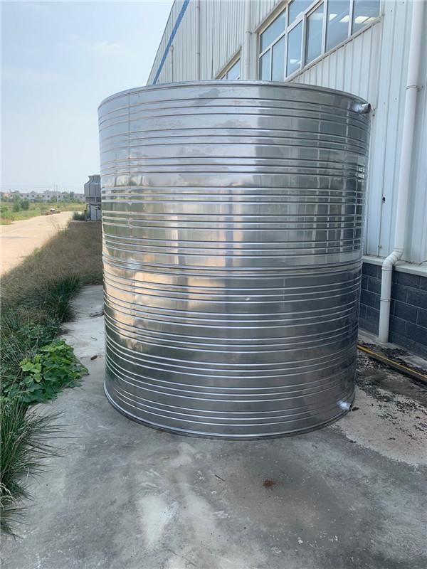 不锈钢保温水箱加工