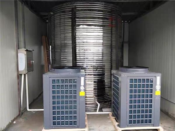 西安空气能热泵热水工程