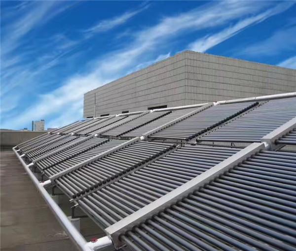 太阳能热水安装