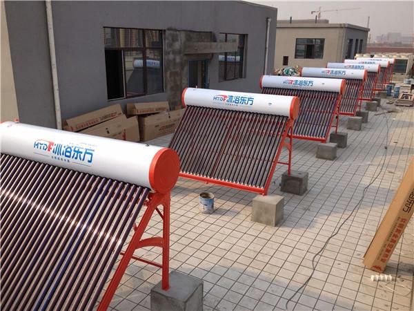太阳能热水工程项目