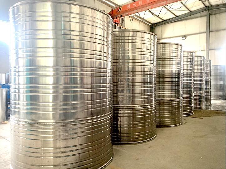 西安不锈钢水箱安装