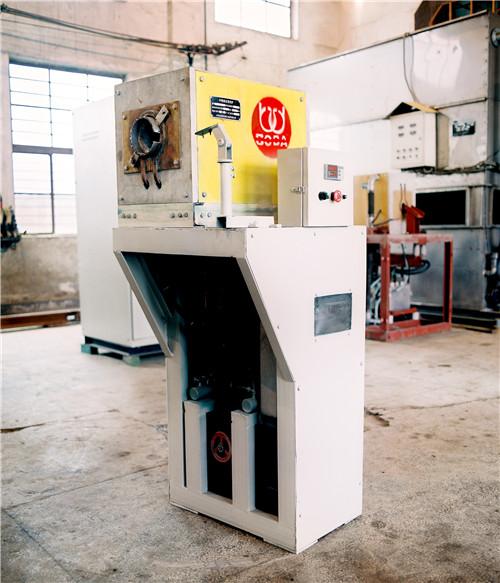 500KW感应加热热处理设备