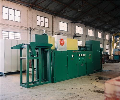 北京中频感应熔炼炉与法士特齿轮公司的合作