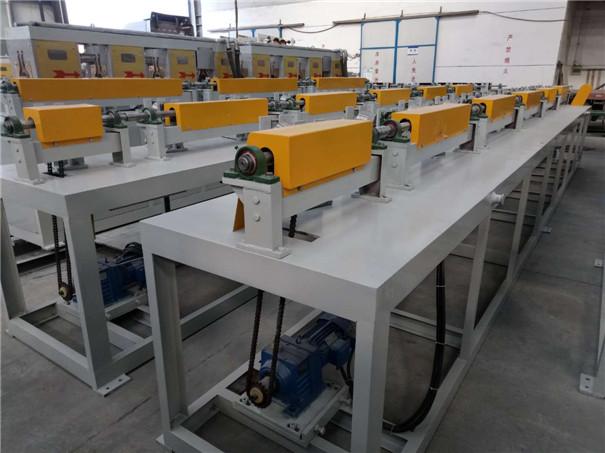 风电锚杆感应加热调质热处理生产线