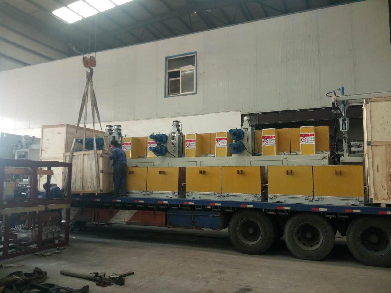 博大电炉与哈尔滨飞机工业集团合作