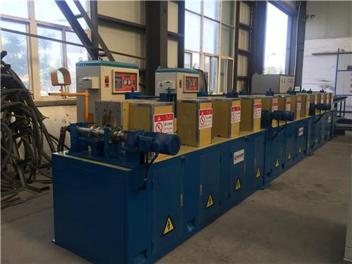 1200kW IGBT钢带感应加热生产线