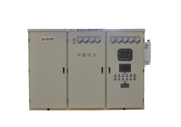 西安中频感应熔炼炉突出的热效率可以提高生产效率吗?