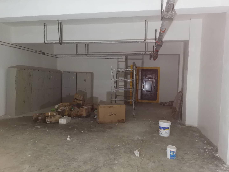 汉中市某政府家属院小区地下室综合渗漏水修缮
