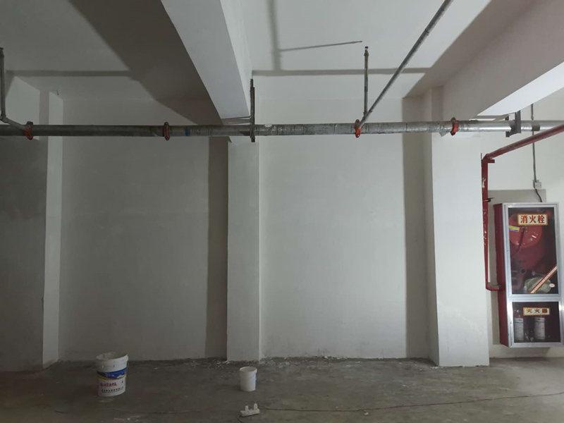 地下室综合渗漏水修缮