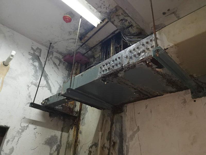 陕西配电室渗漏水维修