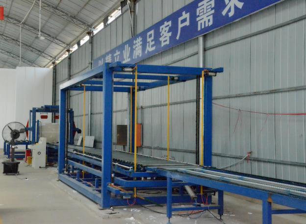 龙腾塑业厂区设备