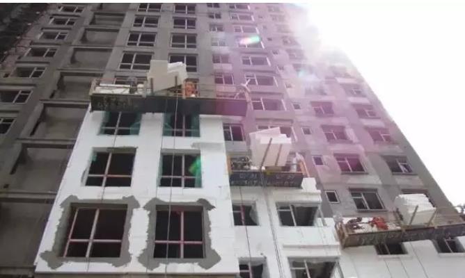 龙腾塑业向你讲解陕西EPS聚苯板外墙保温施工流程有哪些?