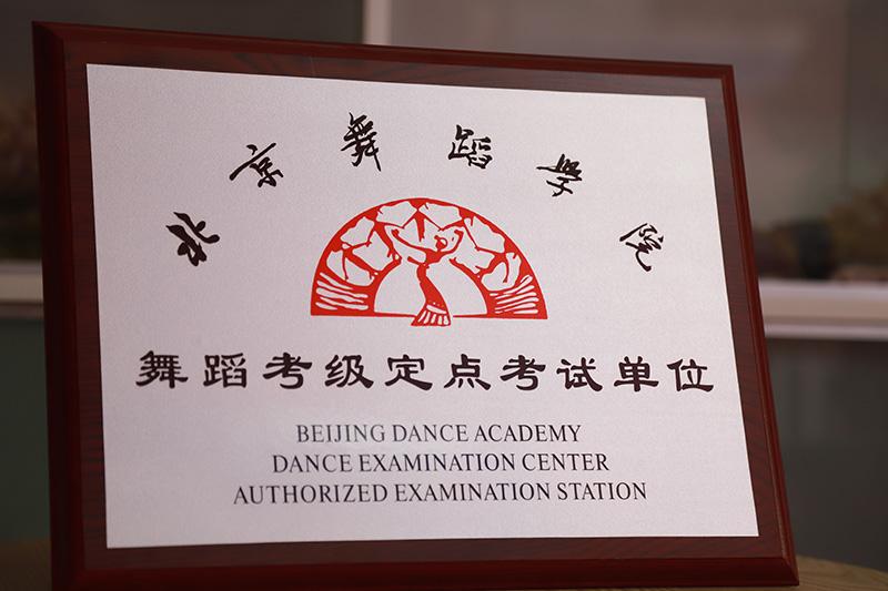 北京舞蹈学院舞蹈考级定点考试单位