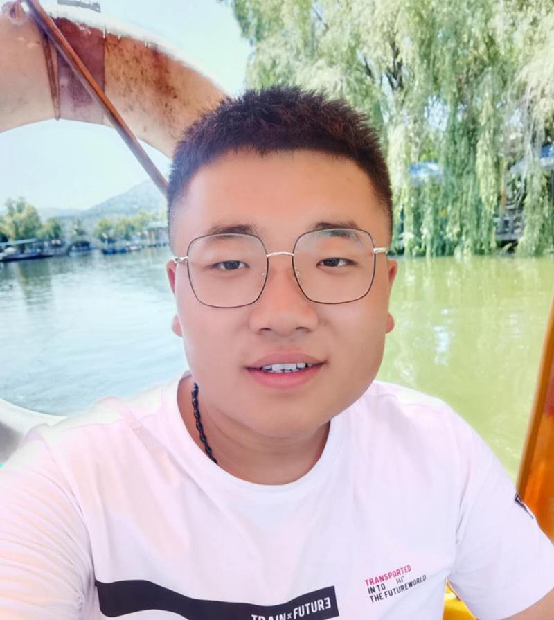 王成被天津师范大学录取