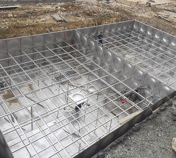 四川地埋式不锈钢水箱