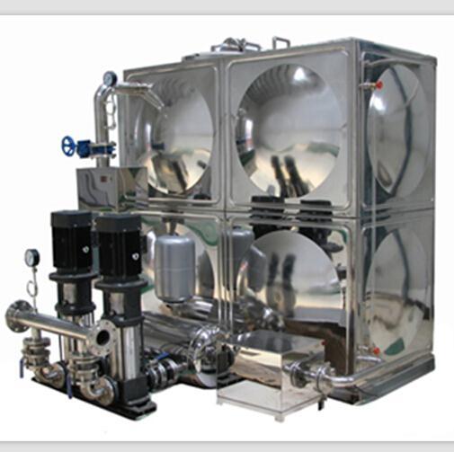 广元变频恒压供水设备
