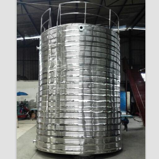 成都圆形不锈钢水箱