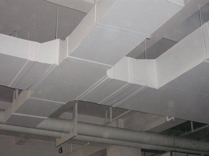四川風管廠家風管材質有哪些?它是如何改善空氣質量的