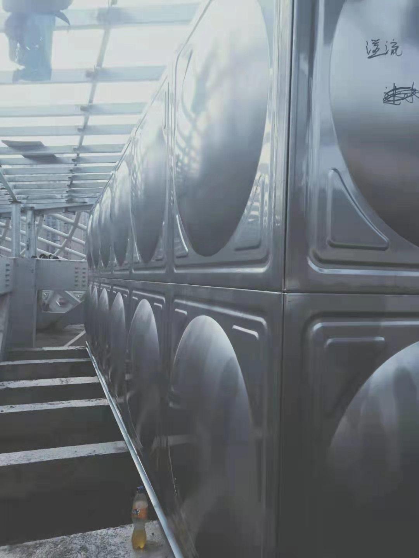 四川不锈钢水箱客户案例---简阳东来印象