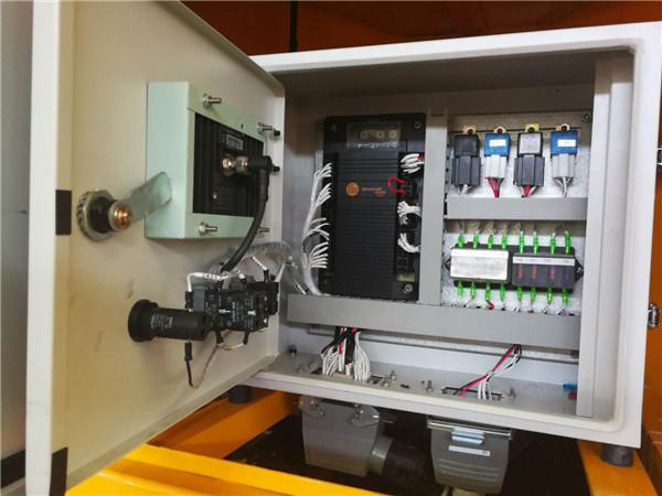 泵車電控系統