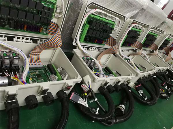 成套電氣控制系統現場調試