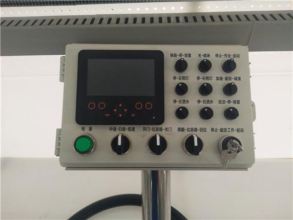 河南环卫车电控系统