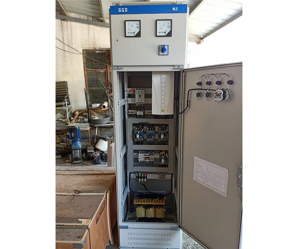 包装机械电控系统