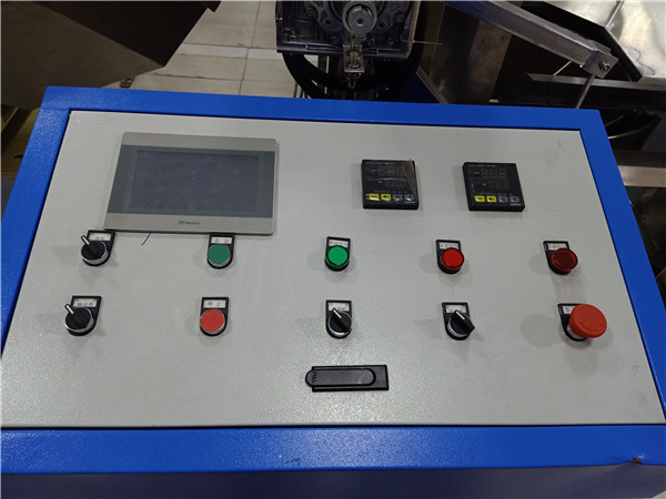 河南PLC控制柜设计