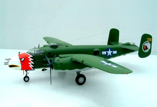 四川航空航天模型