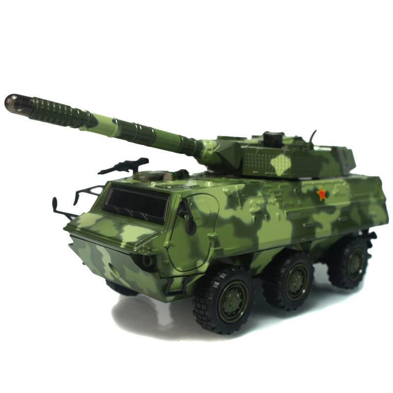 揭秘动态军事模型和静态军事模型的制作步骤
