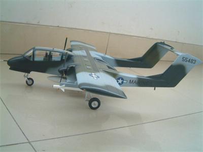 成都飞机模型