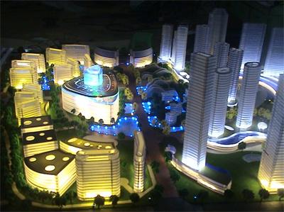 你知道如何在成都制作建筑模型吗?