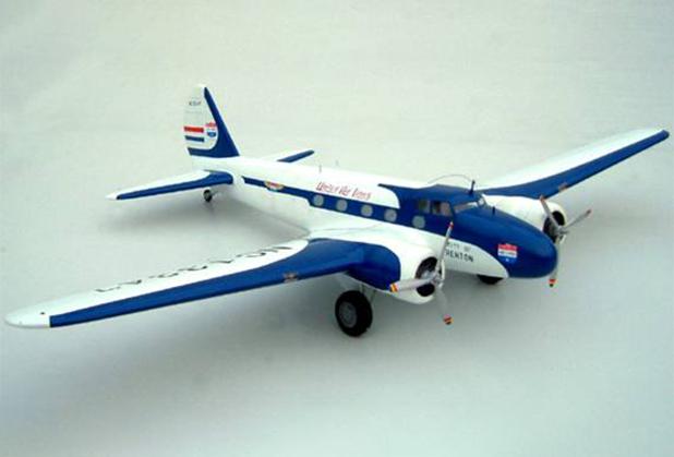 成都航空模型的商业价值