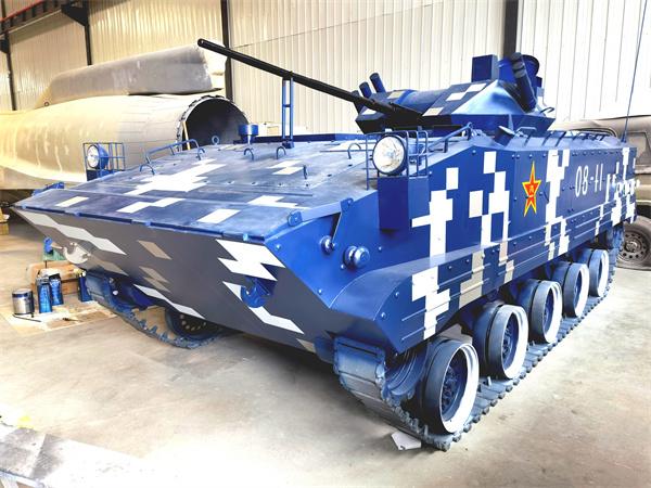 ZBD-03式空降战车