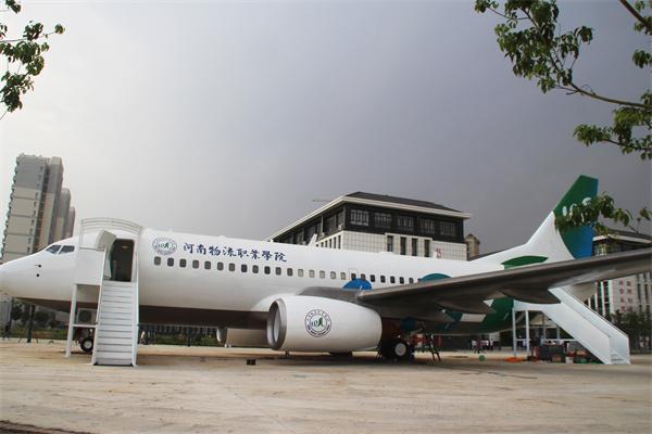 播音737模型