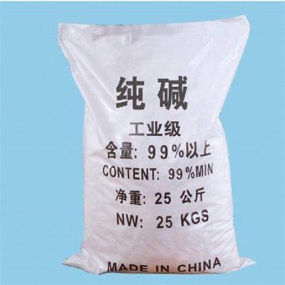 西安工业级纯碱包装展示