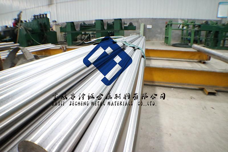 钛合金棒生产规格和性能