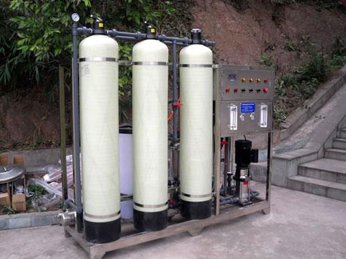 西安纯净化水处理设备