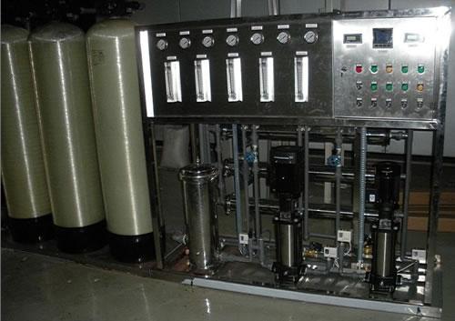 西安工业水处理厂家