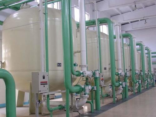 一起来看看西安工业水处理厂分享的工业废水的处理原则