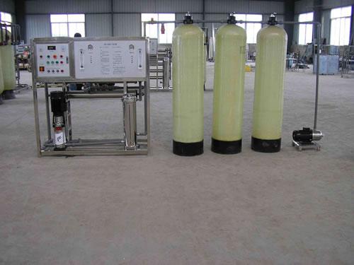 怎么清洗水处理反渗透设备?西安水处理设备厂来教大家